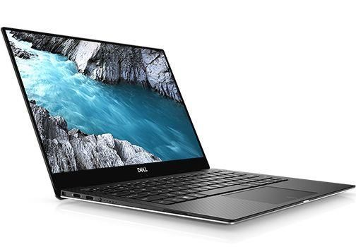 Laptop Dell XPS 9370 13 i7-8550U 16GB 512GB SSD Win10P 3Y NBD