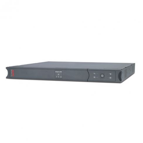 APC SMART SC 450VA Rack 1U/Tower      SC450RMI1U