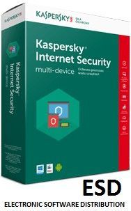 ESD Kaspersky IS MD 1Desktop 2Y  KL1941PCADS