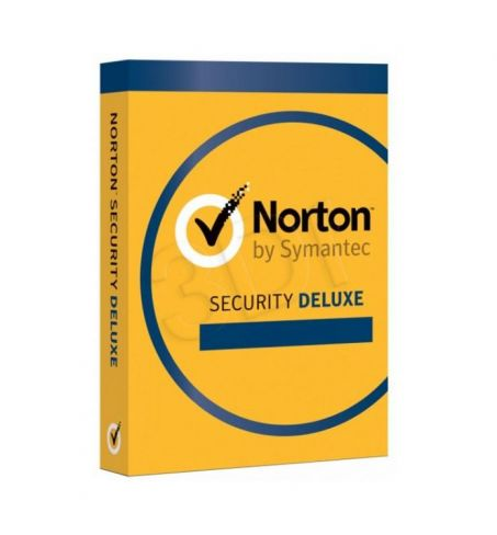 Symantec NORTON SECURITY DELUXE 3.0 1 USER 3D/12M ESD