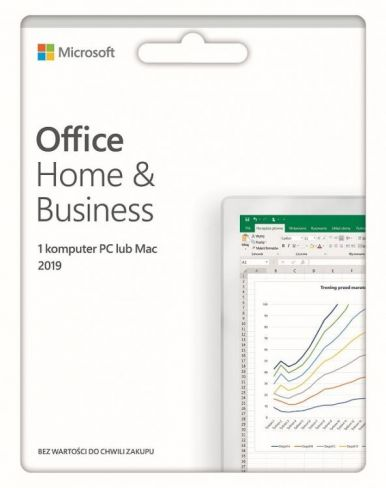 Microsoft Office Home & Business 2019 PL Win/Mac 32/64bit T5D-03205