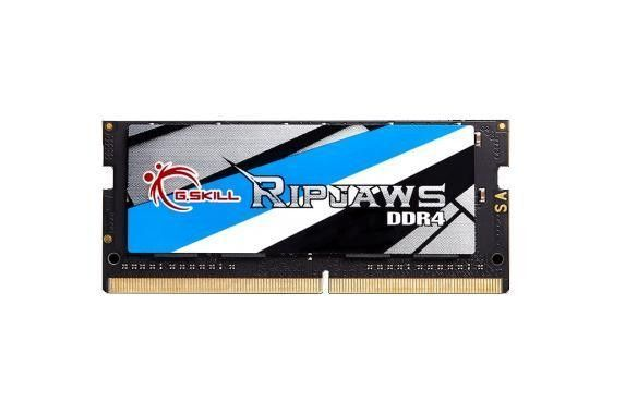 G.SKILL Pamięć do notebooka SODIMM DDR4 8GB Ripjaws 2400MHz CL16