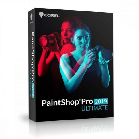 Corel PaintShop Pro 2019 Ultimate ML  EU