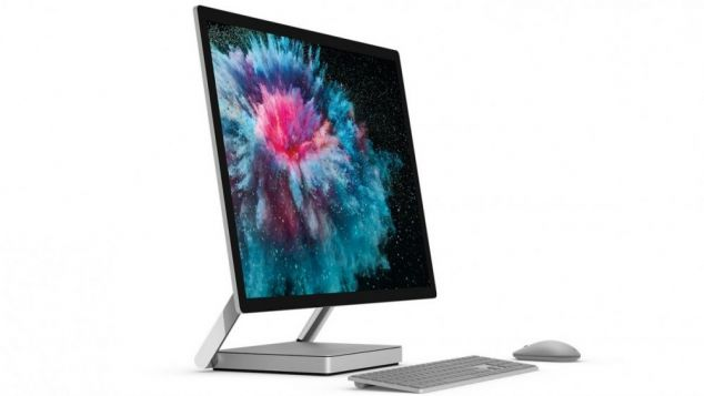 Microsoft Surface Studio 2 i7-7820HQ/32GB/1TB/GTX1070 8GB/28 Commercial LAL-00018