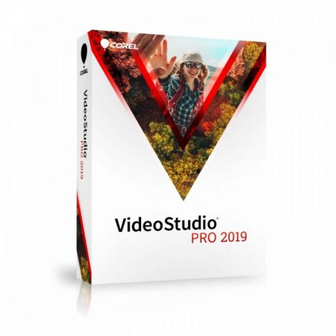 Corel VideoStudio Pro 2019 ML EU         VS2019PMLMBEU