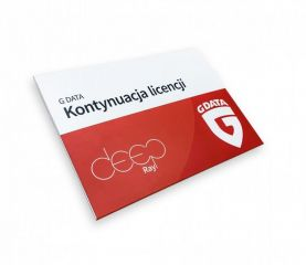 G DATA Total Security KONTYNUACJA 1PC 1ROK BOX