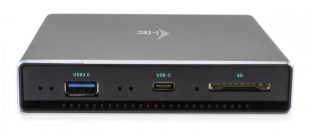 i-tec Stacja Dokująca Storage 4K HDMI + Power Delivery 85W  USB-C