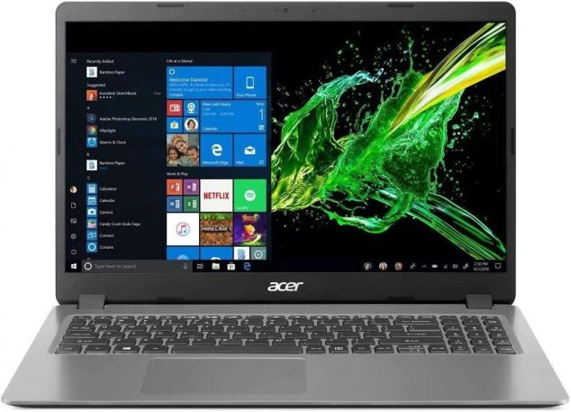 Laptop Acer A315-56-594WDX i5-1035G1 8GB 512GB SSD+1TB HDD 15,6 W10Home 2Y
